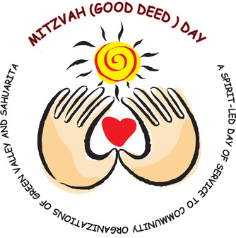 Mitzvah (Good Deed) Day – November 5, 2017